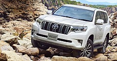 2018 Toyota Land Cruiser Prado goes on sale in India at Rs 92.6 lakh