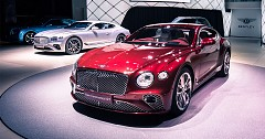 2018 Bentley Continental GT To Launch In India