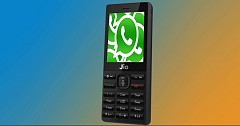 WhatsApp Likely To Come on Reliance JioPhone