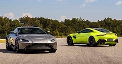 Aston Martin Plans To Electrify All range By 2025