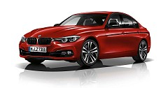 BMW 3 Series Shadow Edition Introduced At Rs. 41.40 Lakh