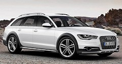 New-gen Audi A6 Avant Unveiled Expect A Launch By 2018 End
