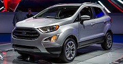 Ford EcoSport With New Features And Increased Price