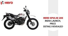 Hero XPulse 200 India Launch, Price Details Revealed