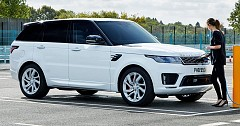 2018 Range Rover And Range Rover Sport Introduced In India