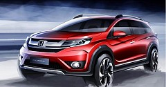 Honda Plans Two New SUVs For India Launch Post 2020