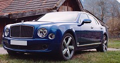 Next-Gen Bentley Mulsanne Will Come In All-Electric Avatar