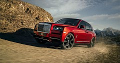 Rolls-Royce New Luxury SUV Cullinan Launched Globally