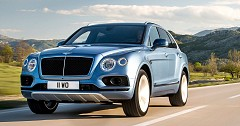 Bentley Bentayga Diesel Expects A Launch In India This Year