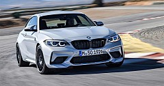 BMW M2 Competition To See India Launch Soon