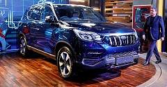 Power Meets Luxury in The Yet To Be Named All-New Mahindra SUV (Rebadged SsangYong Rexton)