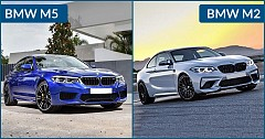 BMW M2 Competition and the M5 Competition Diwali Launch on Cards