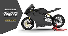ManKame EP-1 Exceptional Electric Superbike Could Launch in 2022