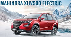Mahindra XUV500 Electric To Share Feature From New Korando
