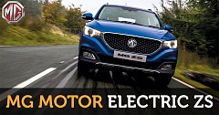 MG Motor May Bring Electric ZS In India