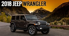 2018 Jeep Wrangler To Get A 2.2-litre Diesel Engine In India