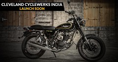 Cleveland Cyclewerks Announces India Sales to Begin This Diwali