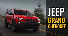 Next-Gen Jeep Grand Cherokee Inspired From An Alfa Romeo Platform