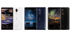 Nokia 8 Sirocco, Nokia 6 (2018), Nokia 7 Plus and Nokia 8 To Get Face Unlock Feature 'Soon'