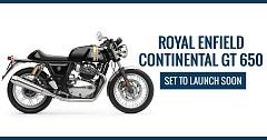 Royal Enfield Continental GT535 to be Discontinued to Make Way for the Upcoming GT650