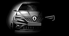 Renault Teases New Coupe-SUV Against The JEEP Compass
