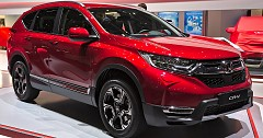 India-spec Honda CR-V with 120hp Diesel Engine Likely to launch in October