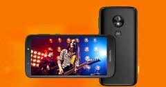 Moto E5 Play Android Oreo (Go edition) Launched