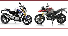 India Spec BMW G310 R, G 310 GS Priced Dearer than Export Spec Trims in the USA