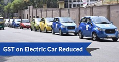 Finally GST on Electric Car Batteries Reduced