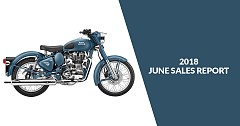 Sales Report June 2018: RE Classic 350 Tops, Check other Motorcycles in 200-500cc