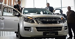 Isuzu Motors And Volvo Cars Expand Dealership With New 3s Facility Centers