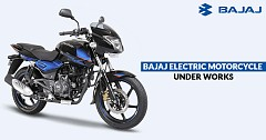 Bajaj Auto Hinted Electric Two Wheeler Debut By 2020