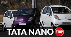 Tata Motors to Stop the Production of Nano