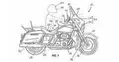 Next Gen Harley Davidson Motorcycles to Pack Emergency Autonomous Braking System