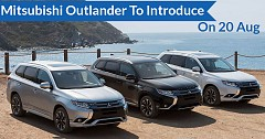 7 Seater All New Mitsubishi Outlander Finally Launched
