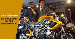 135-200cc Single-Cylinder Benelli Bikes Under Development