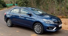 2018 Maruti Ciaz Spec Comparison With Other Rivals
