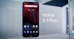 Nokia 6.1 Plus 6GB Variant Launched in India