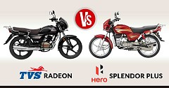 Will TVS Radeon Able to Stand Against Hero Splendor, Let's Check Out