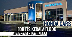 Honda Cars India Announces Extensive Service Support For Its Kerala-flood Affected Customers