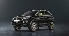 Tata Nexon Kraz With Neon Green Highlights Launched