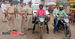 Pune Police's Offbeat Race Experiment to Find Value of Traffic Rules
