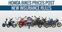 New Insurance Rules Increase Price of Honda Bikes, Check Out New Price