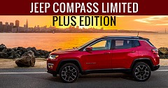 Jeep Compass Limited Plus Edition To Come in October