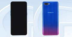 Oppo Smartphones Spotted on TENAA