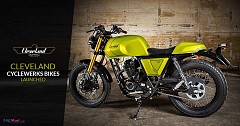 Cleveland CycleWerks Launches Ace Deluxe, Misfit in INR 2.25-2.50 Lakhs