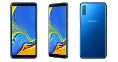 Samsung Galaxy A7 launched in India: Featuring triple rear cameras and 6-Inch Display