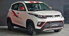 Mahindra KUV100 diesel-AMT to be launched soon, eKUV100 also in Pipeline