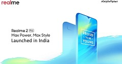 Realme 2 Pro and Realme C1 Goes on Sale in India