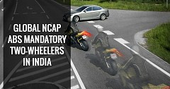 Global NCAP Believes ABS As Mandatory On All Two-Wheelers In India